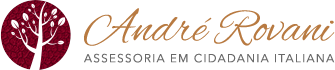 André Rovani – Assessoria em Cidadania Italiana Logo